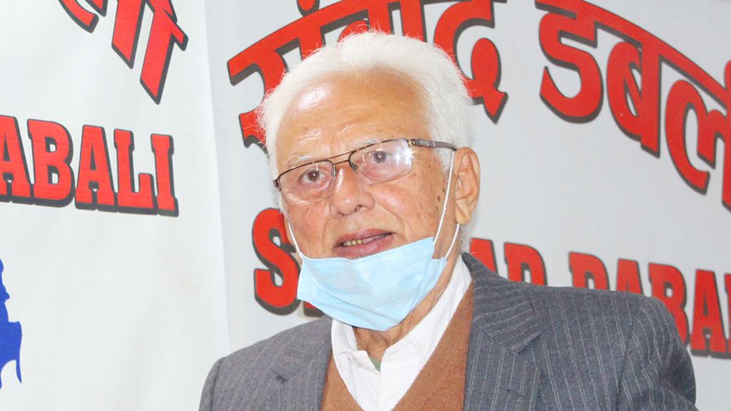 अबको आन्दोलन जनगणतन्त्रका निम्ति, संसद् पुनर्स्थापनाका लागि होइन : सीपी गजुरेल