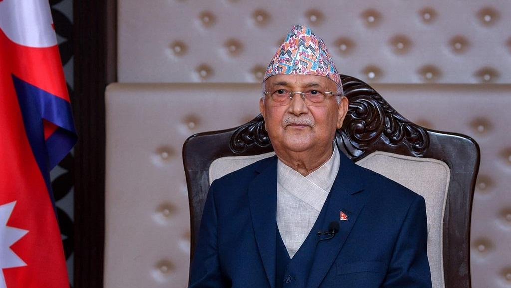 'केही नेता (प्रचण्ड–माधव नेपाल) हरूका असंगत र विकृत गतिविधिले संसद् विघटन गर्नुपर्यो'