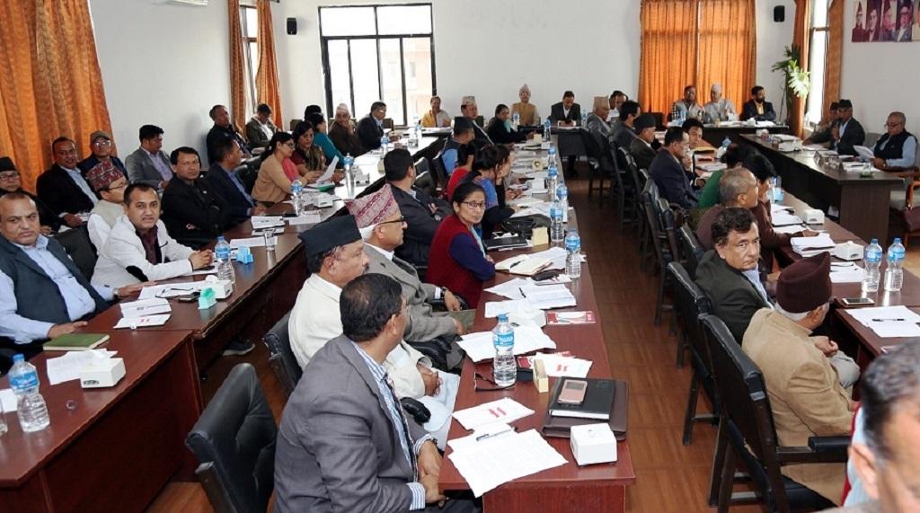 संसद् विघटनको विरोधमा नेपाली कांग्रेसद्वारा आन्दोलनका कार्यक्रम सार्वजनिक
