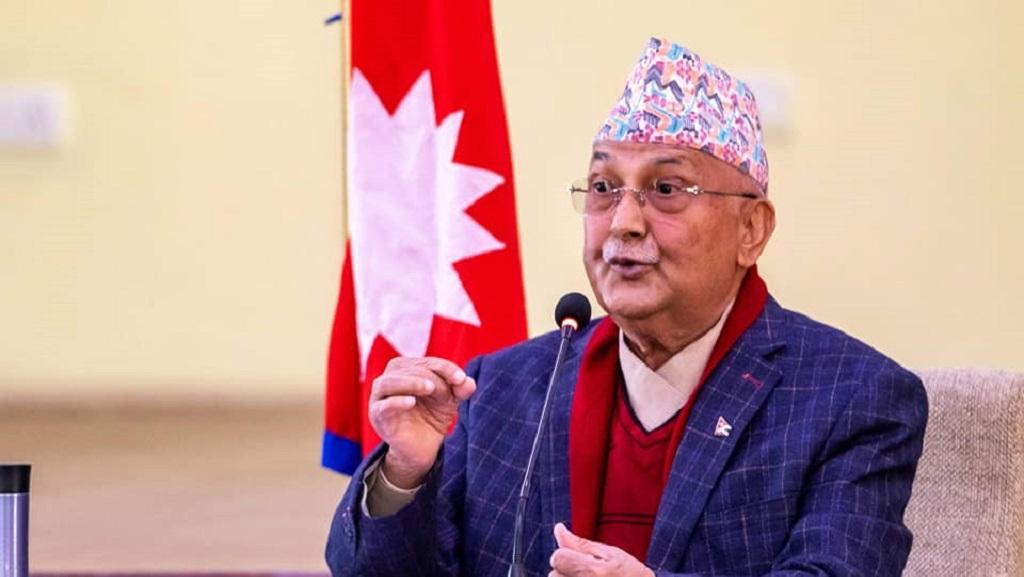 प्रचण्ड र माधव नेपाललाई प्रधानमन्त्री ओलीको आह्वान, 'मिलेर निर्वाचनमा जाऔं' (सम्बोधनको पूर्णपाठसहित)
