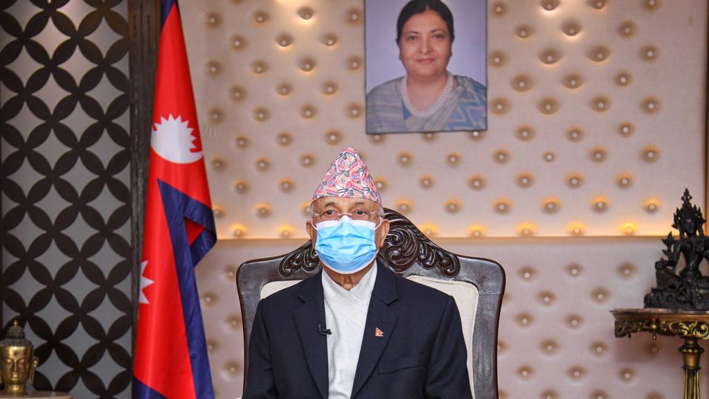 प्रधानमन्त्री ओलीको प्रष्टोक्ति, 'जनतालाई भोकै मर्न दिइने छैन'
