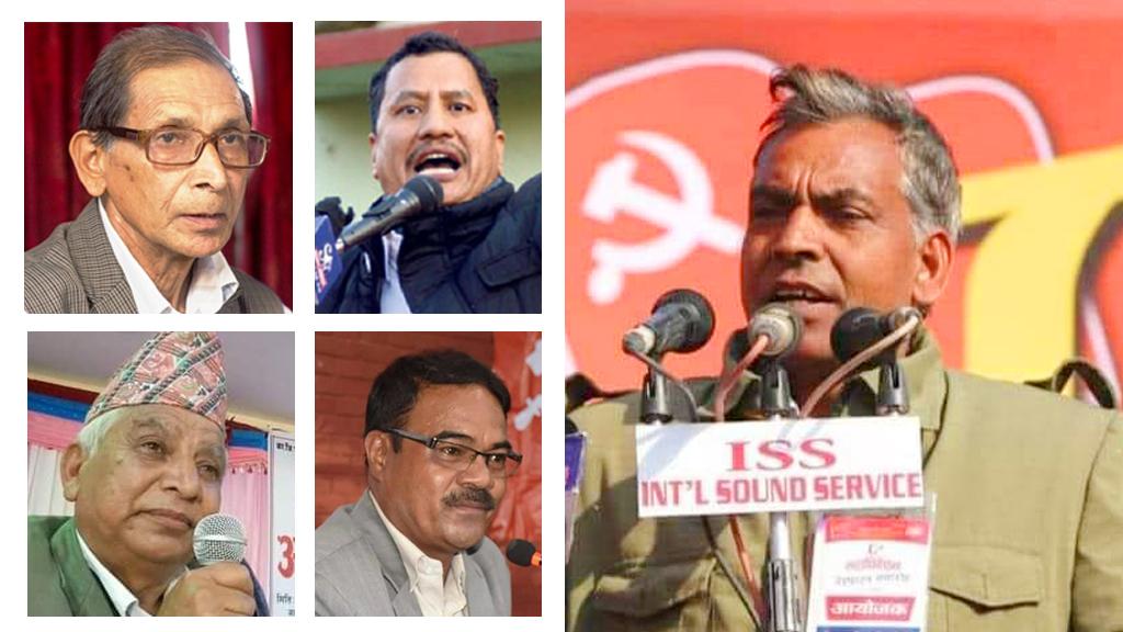 'नेकपा केन्द्रीय सचिवालय सदस्य बास्तोलासहित सबै राजबन्दीलाई बिनाशर्त र अविलम्ब रिहाई गर'