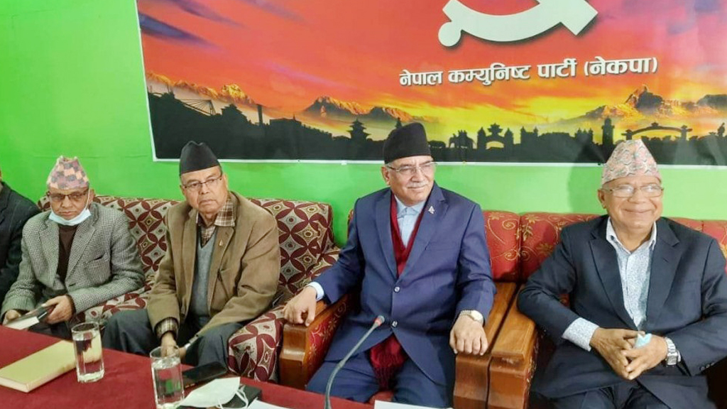 केपी ओलीनिकट सुवासचन्द्र नेम्वाङ, महेश बस्नेतसहित ७ नेता किन परे कारबाहीमा ?