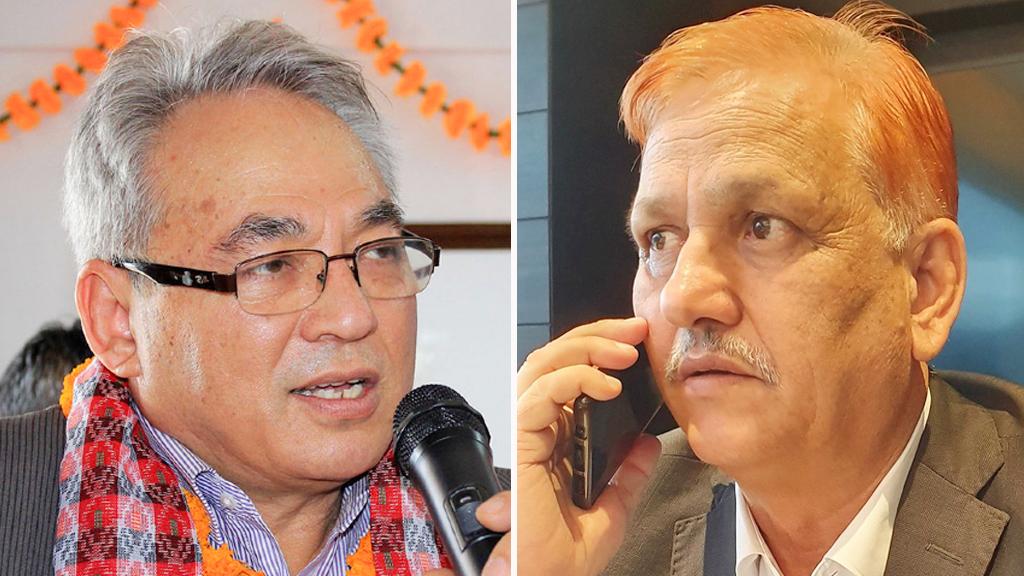 गृहमन्त्री थापा नेकपा एमालेका उपाध्यक्ष, लेखराज भट्ट सुदूरपश्चिम इञ्चार्ज