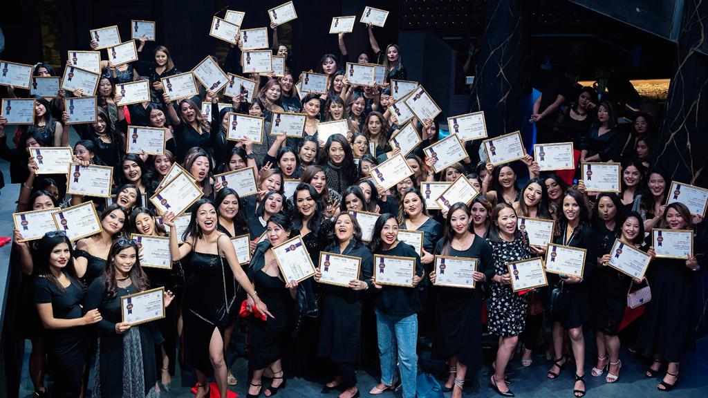 'ग्लो टु ग्लोः दी ब्यूटी स्टुडियो' महिलालाई उद्यमशील र स्वराेजगार बनाउने अभियानमा