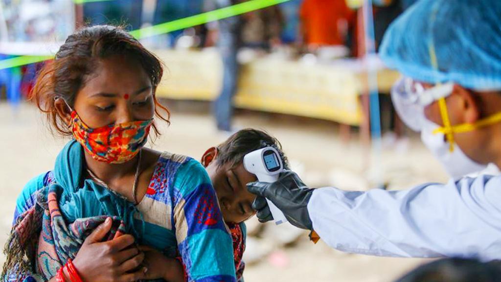 एकैदिनमा एक हजारभन्दा धेरै कोरोना संक्रमित थपिए, सबैभन्दा बढी काठमाडौंमा