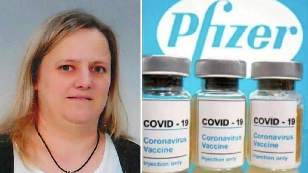 कोभिड–१९ खोपकै 'खतरा': कोरोनाविरुद्धको खोप लगाएको २ दिनमै संसार छाडिन् यी स्वास्थ्यकर्मीले