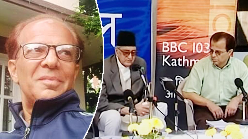 अलबिदा सुशील शर्मा! बीबीसीका पूर्व पत्रकार, जसका प्रश्नको सामना गर्न नेताहरू नै डराउँथे