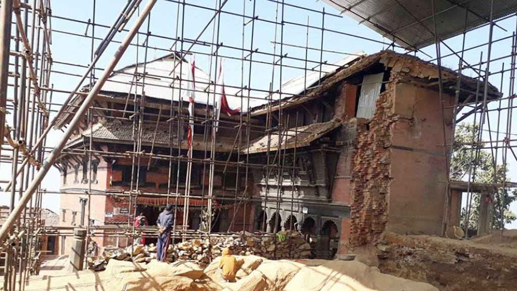 गोरखा भूकम्पका ६ वर्षः पुरातात्विक महत्वका ४९३ सम्पदा पुनर्निर्माण