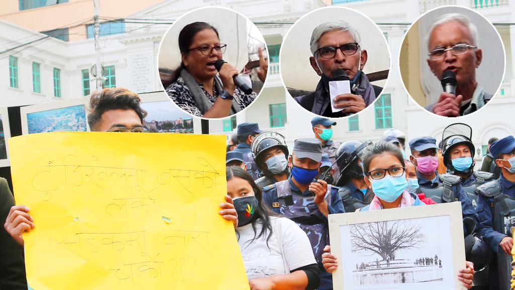 'टुँडिखेल मार्च पास'बाट बृहत् नागरिक आन्दोलनले जारी गर्यो घोषणापत्र (पूर्णपाठ)