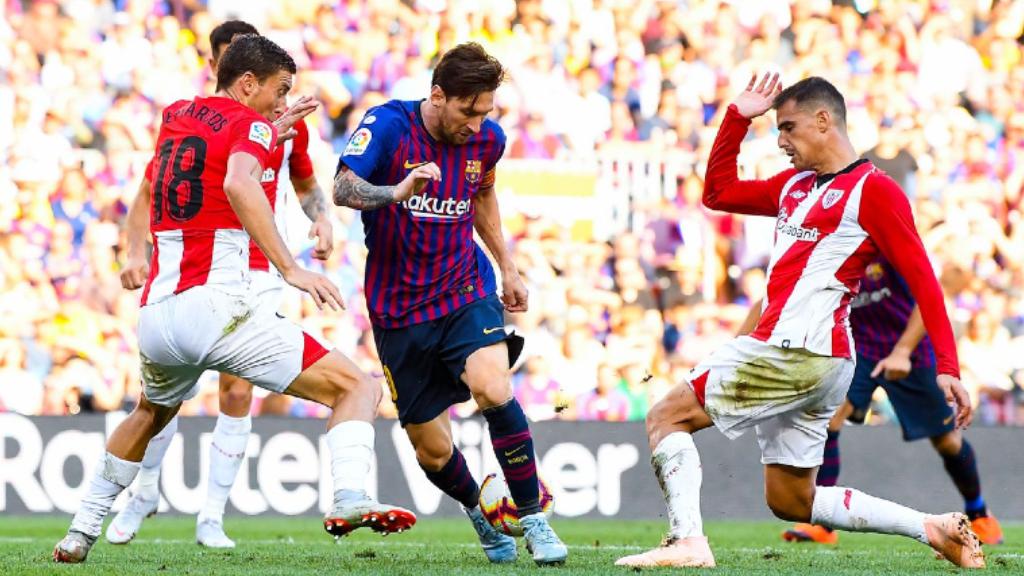 सिजनको पहिलो उपाधिको खोजिमा बार्सिलोना, उपाधि आफूले जित्ने एथ्लेटिक क्लबको दावी
