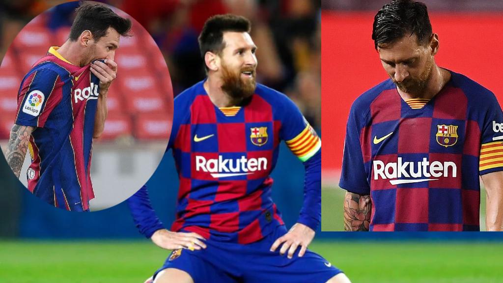 'मेसीले बार्सिलोनाबाट नखेलेकै ठिक, जब उनी खेल्दैनन् तब बार्सिलोनाले जित्छ'