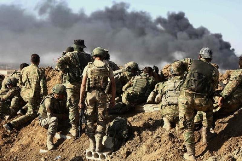 इराकमा भएको रकेट आक्रमणमा परि अमेरिकी र बेलायती सेनाको मृत्यु