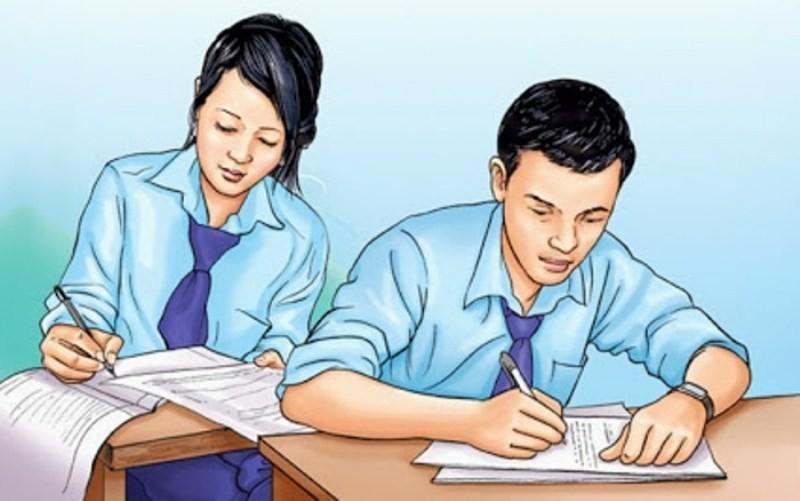 हाजिर नपुगेका २७  विद्यार्थी एसइई दिनबाट वञ्चित
