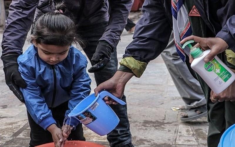 नेपाल स्काउटद्वारा हात धुने अभियान सञ्चालन