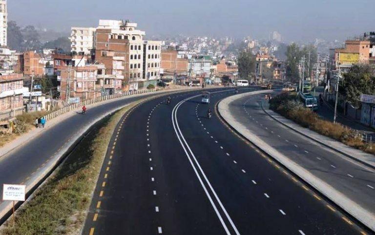 कोभिड–१९ : काठमाडौँ उपत्यका सुनसान