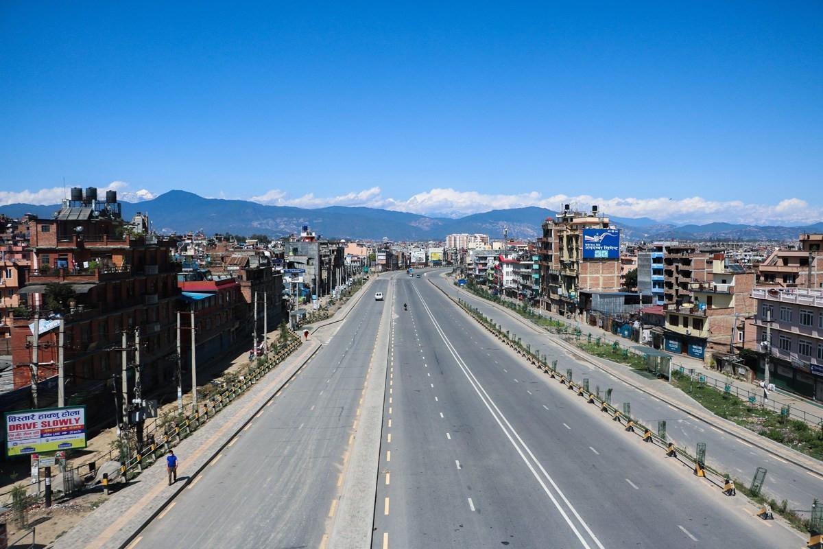 लकडाउनको फाइदाः काठमाडौं सहित देशभर वायुको गुणस्तरमा सुधार