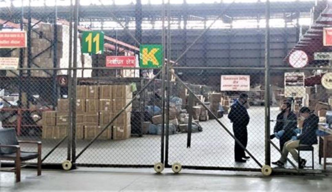 अख्तियारकाे निर्देशनले विमानस्थल भन्सारमै रोकीयो स्वास्थ्य उपकरण