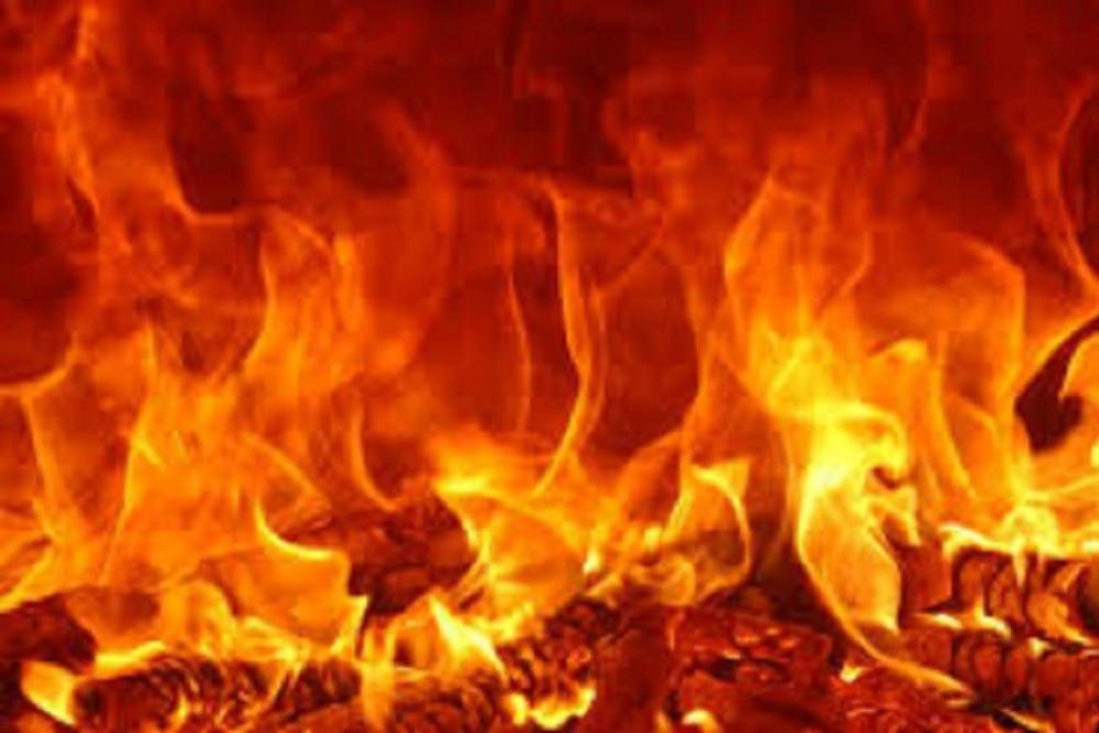 भीषण आगलागी हुँदा करिब ४० घर जलेर नष्ट