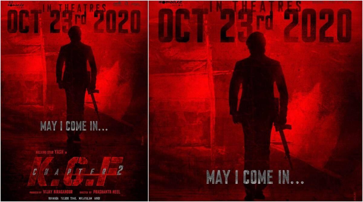 रकिङ  स्टार यशको फिल्म 'केजीएफ २' को रिलिज मिति तय (भिडियोसहित)