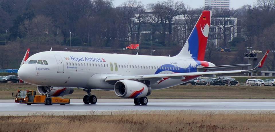 अलपत्र परेकालाई लिएर अस्ट्रेलिया उड्दै नेपाल एयरलाइन्स