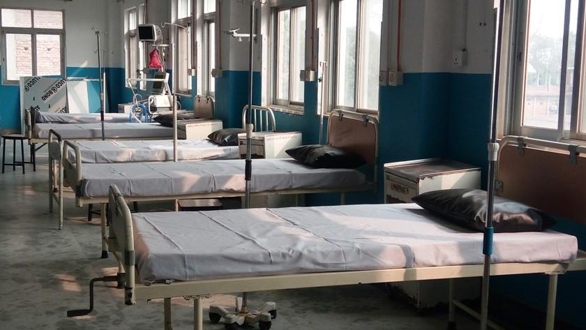 बन्दीपुर अस्पतालमा आइसोलेसन कक्ष