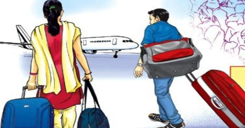 विदेश जानेको हवाई टिकटमा करोडौं फस्यो