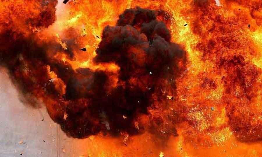 कैलालीमा विस्फोट हुँदा एक जनाको मृत्यु