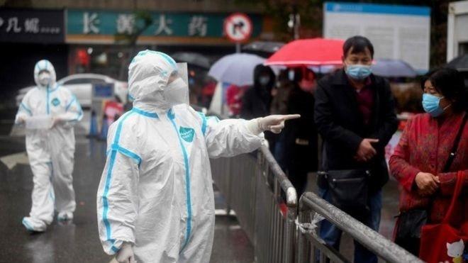 बाहिरबाट कोरोनाभाइरस सङ्क्रमित आउन थालेपछि चीनद्वारा विदेशीलाई प्रतिबन्ध