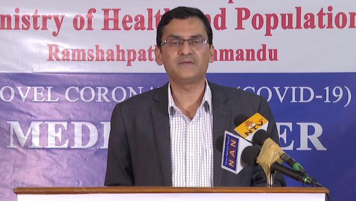 काेराेनाकाे र्यापिड टेस्ट ७५ जिल्लामा सुरु, ३० हजार र्यापिड टेस्ट किट प्रदेशमा पठाइयाेः स्वास्थ्य मन्त्रालय
