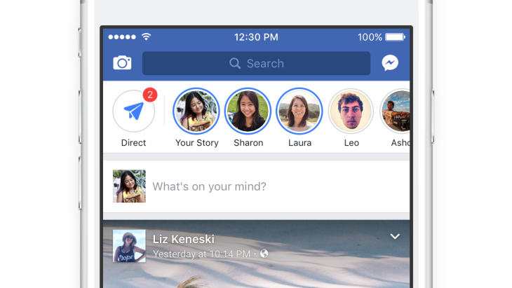 अब फेसबुक स्टोरिज तीन दिनसम्म राख्न सकिने