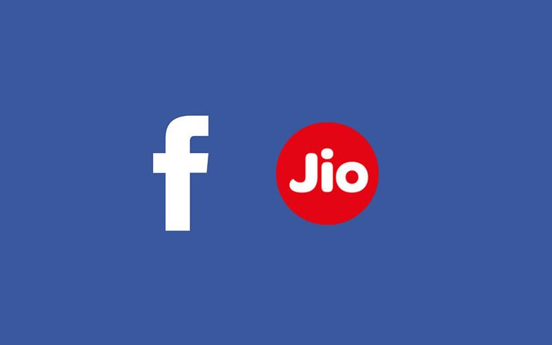 रिलायन्स जिओमा ५.७ अर्ब अमेरिकी डलर फेसबुककाे लगानी