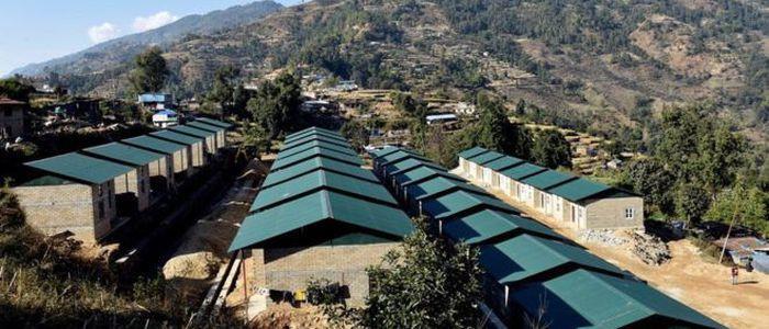 भूकम्पको पाँच वर्षमा छ हजार निजी आवास पुनर्निर्माण