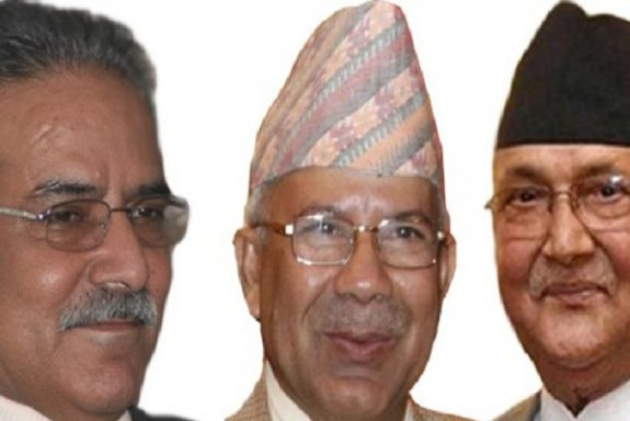 नेकपाभित्रको अन्तरविरोध चर्कियोे, ओली र नेपाल पक्षविच दिनभर छलफल, मंगलबार सचिवालय बैठक