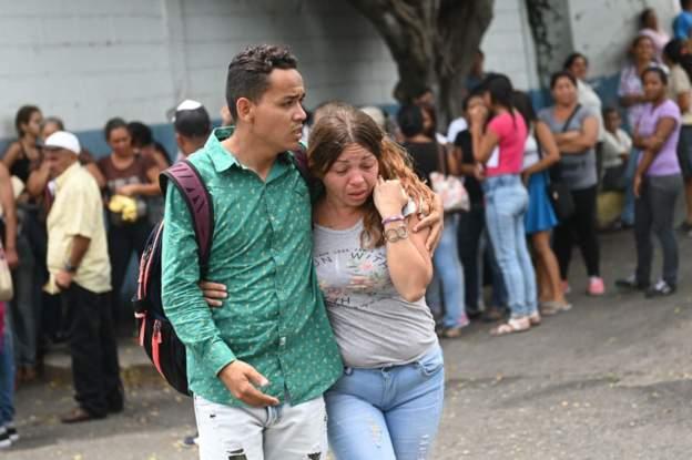 भेनेजुयलाको जेलमा झडप हुँदा ४६ जनाको मृत्यु, ६० जना घाइते