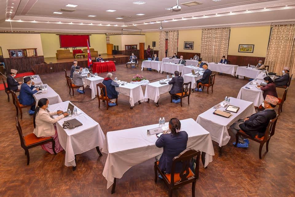आइजिपी छनोटका लागि  ४ बजे मन्त्रिपरिषद बैठक बस्दै