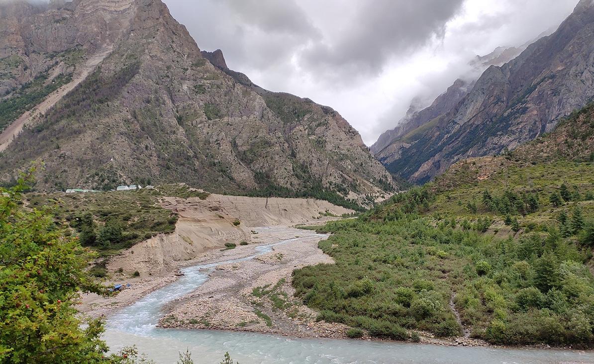 नेपाली भूमिमा भारतको २२ किलोमिटर सडक