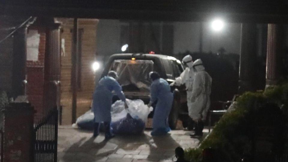 मृतक महिलाका श्रीमान् भन्छन् : टिचिङमै रहँदा उनलाई भाइरस सरेको हुनुपर्छ