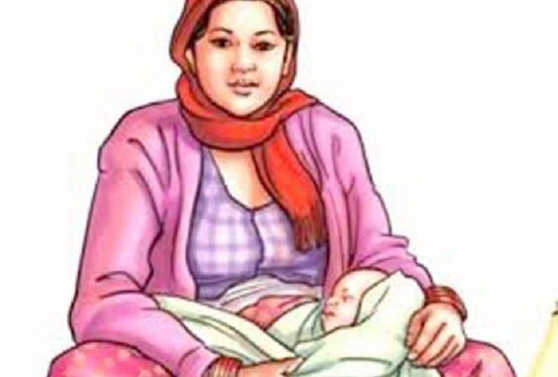 गर्भवती र सुत्केरी महिलालाई पोषिलो खाद्य सामग्री वितरण