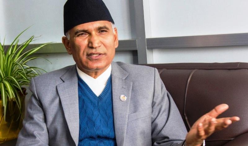 नीति कार्यक्रमले 'समृद्ध नेपाल सुखी नेपाली' हासिल गर्ने आकाङ्क्षा राखेको छ : महासचिव पौडेल