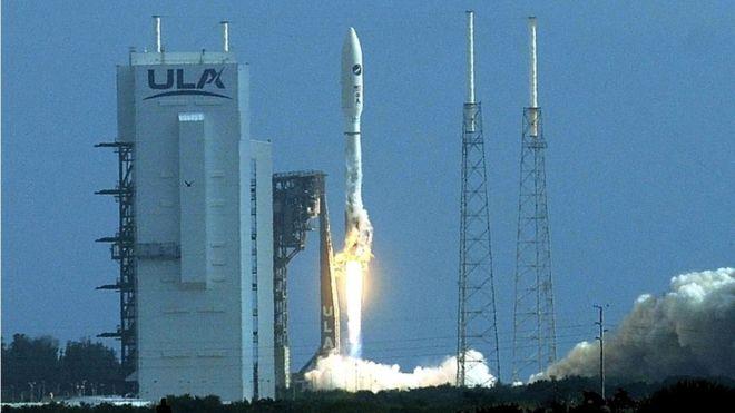 अमेरिकी वायुसेनाले आफ्नो गोप्य अभियानअन्तर्गत अन्तरिक्ष विमान प्रक्षेपण गर्यो