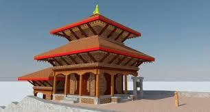 लकडाउनमै पञ्चधुरा-माई-मन्दिर काँचुली फेर्दै