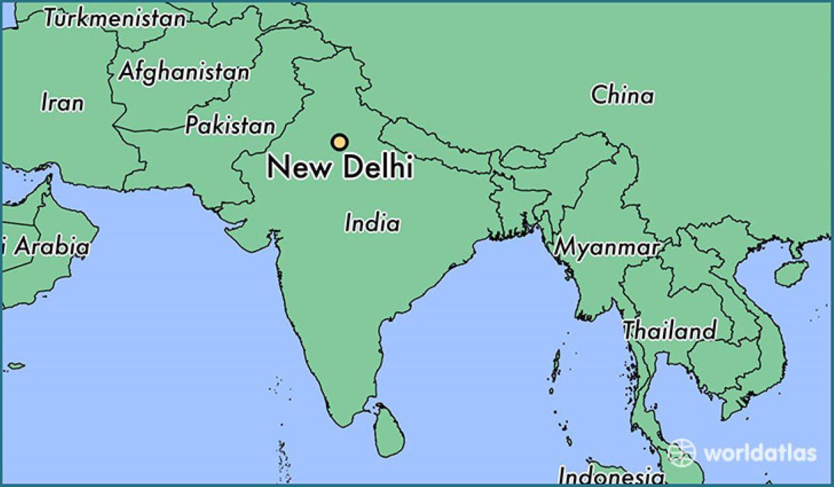 दिल्लीमा गयो भुकम्प