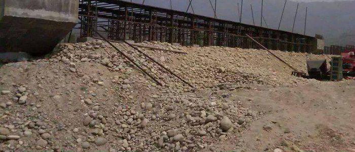 कालीगण्डकीमा पक्की पुल बन्दै
