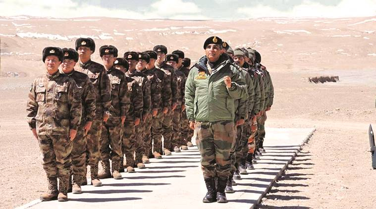 भारत र चीनबीच सीमा क्षेत्रमा झडप, तीन भारतीय सैनिकको मृत्यु