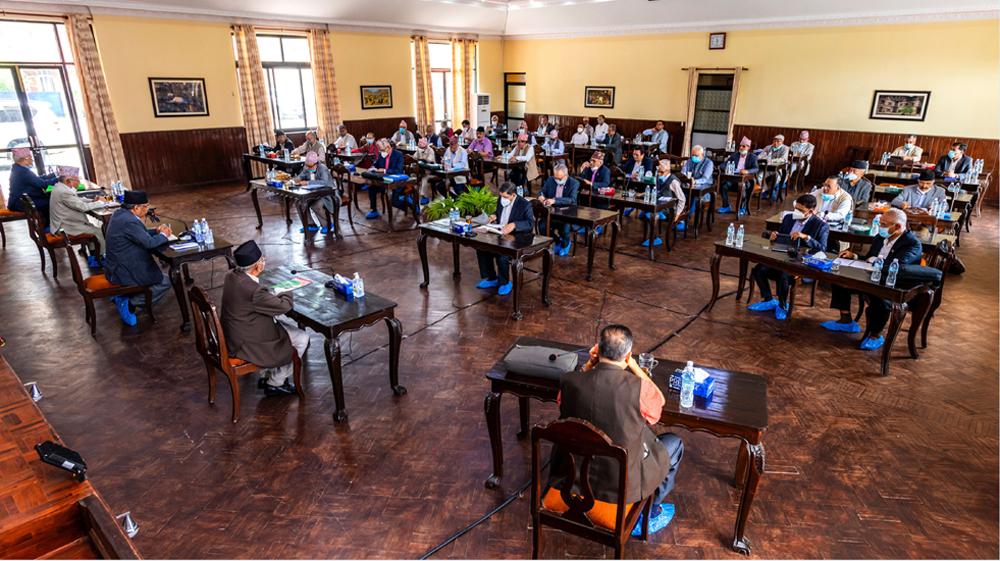 नेकपा स्थायी कमिटी बैठक पुनः स्थगित