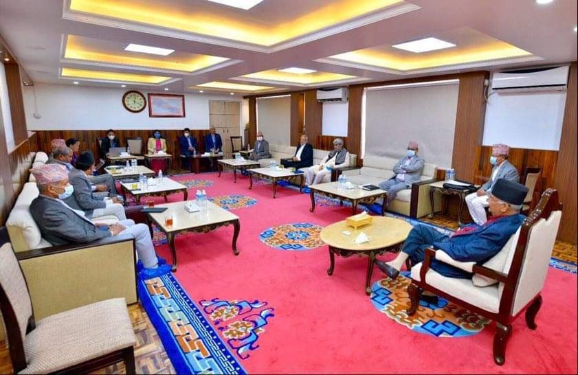 संसद अधिवेशन स्थगित गर्ने मन्त्रिपरिषदको निर्णय