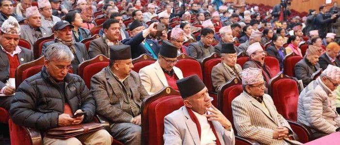 नेकपामा केन्द्रीय कमिटी बैठकको माग