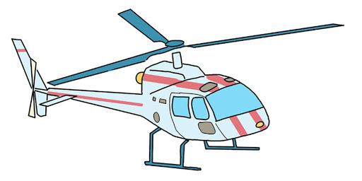 बाह्रबीसेमा उद्धारका लागि हेलिकप्टर