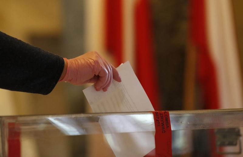 पोल्याण्डमा राष्ट्रपति चयनका लागि मतदान